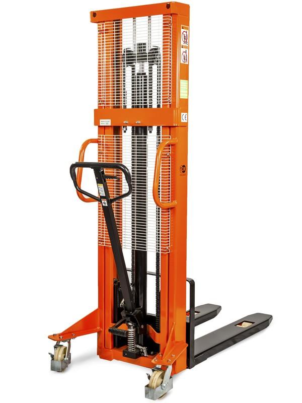 Штабелер ручной гидравлический TOR 1.0TX1.6M SDJ1016