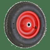 Колесо пневматическое (металлический диск) PR3000 20мм