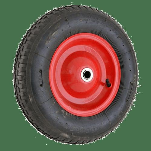 Колесо пневматическое (металлический диск) PR3018 10мм