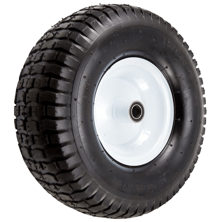 Колесо пневматическое (металлический диск) PR3009 20мм