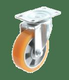 Колесо SCp 55 M полиуретановое поворотное (Medium)