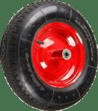 Колесо пневматическое (металлический диск) PR2601 16мм