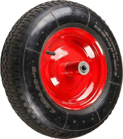 Колесо пневматическое (металлический диск) PR2601 20мм