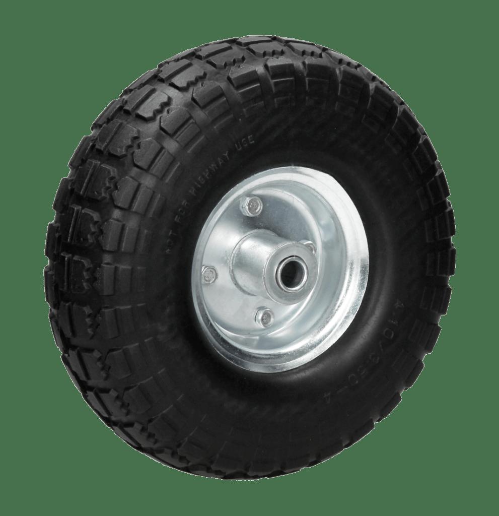 Колесо пневматическое (металлический диск) PR1804 20мм