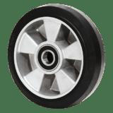 Рулевое колесо резиновое с подшипником D 200