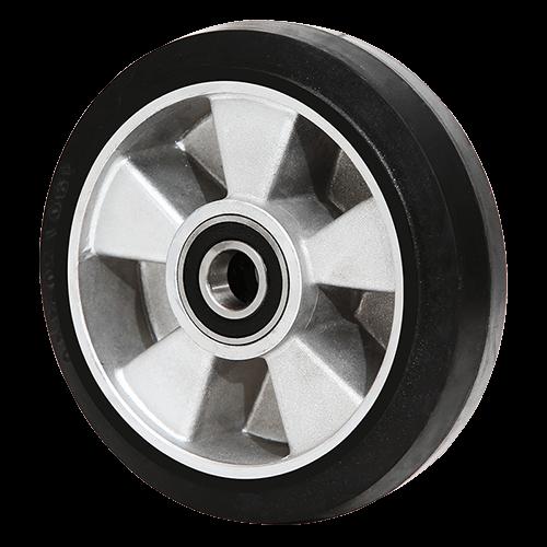 Рулевое колесо резиновое с подшипником D 180