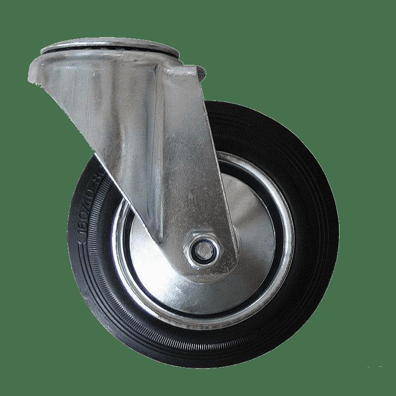 Промышленное колесо SCh 93 поворотное под болт