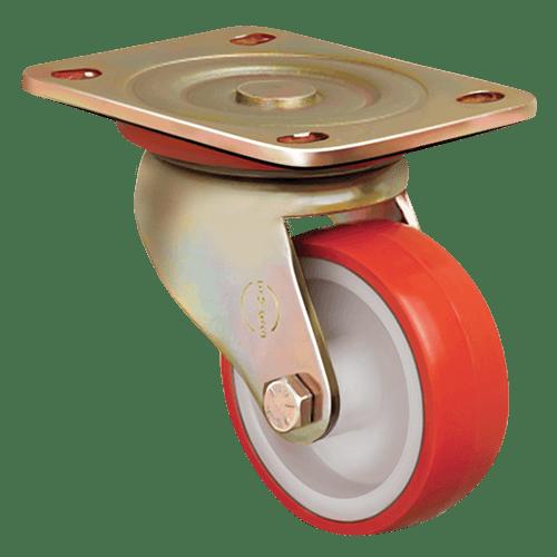 Колесо ED01 ZBP 150 полиуретановое поворотное