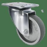 Термостойкое колесо SS 100 чугунное поворотное