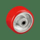 Колесо P 63 большегрузное полиуретановое без кронштейна