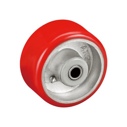 Колесо P 80 большегрузное полиуретановое без кронштейна