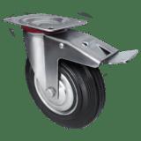 Промышленное колесо SCb 80 поворотное с тормозом