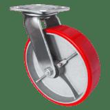 Колесо SCp 80 большегрузное полиуретановое поворотное