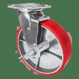 Колесо SCpb 63 большегрузное полиуретановое поворотное