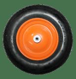 Колесо на литой резине (металлический диск) SR1000 20мм