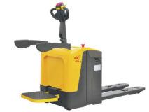 Тележка электрическая XILIN г/п 2000 CBD20R-III с  платформой