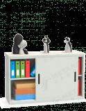 Шкаф-купе архивный ALS-8815
