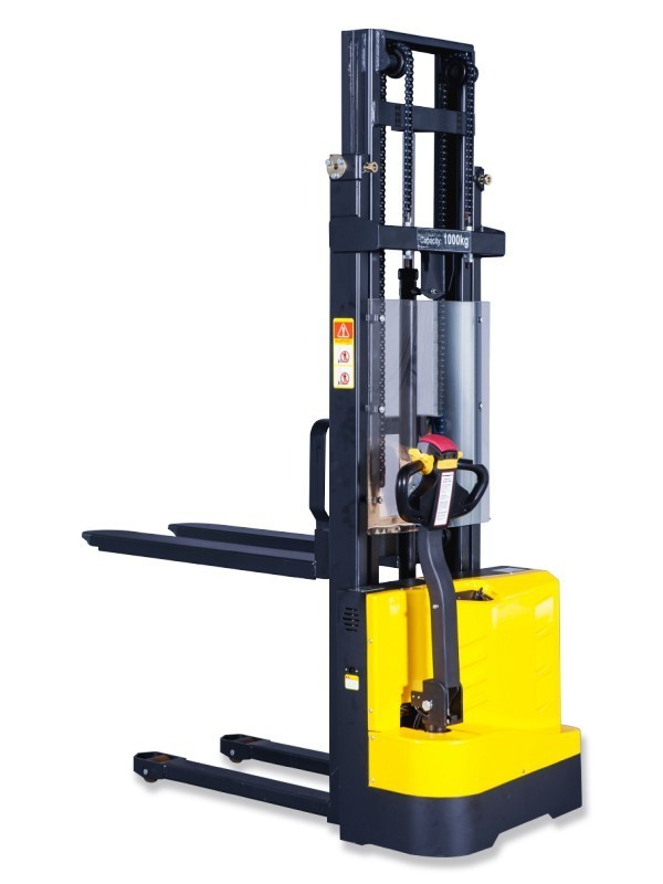 Штабелер электрический самоходный TOR 1,0 т 2,0 м IWS10S-2000