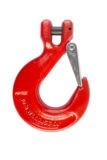 Крюк с вилочным креплением и защелкой TOR  г/п 3,15 тн