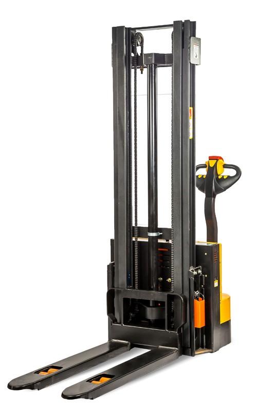 Штабелер электрический самоходный TOR 1,5т  3,0м WS15SL-3000