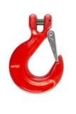 Крюк с вилочным креплением и защелкой TOR  г/п 6,5 тн