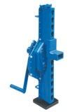 Домкрат реечный TOR SJ5-A 5Т c регулируемым  подъемом лапы
