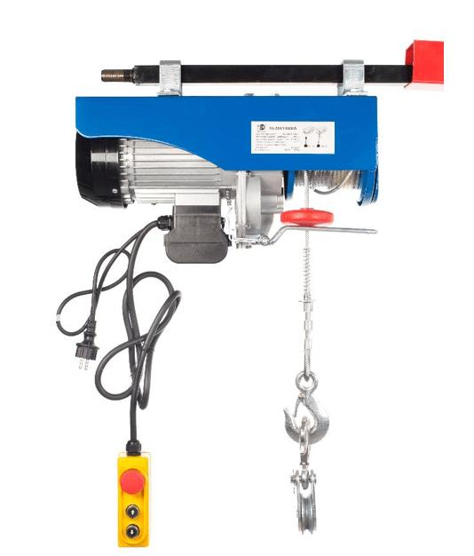 Электрическая таль TOR PA-600/1200 20/10 м