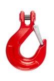 Крюк с вилочным креплением и защелкой TOR  г/п 31,5 тн