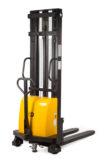 Штабелер гидравлический с электроподъемом TOR 1т 1,6м DYC1016