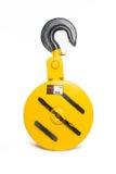 Крюковая подвеска двухблочная для талей  электрических TOR CD1 10,0 т