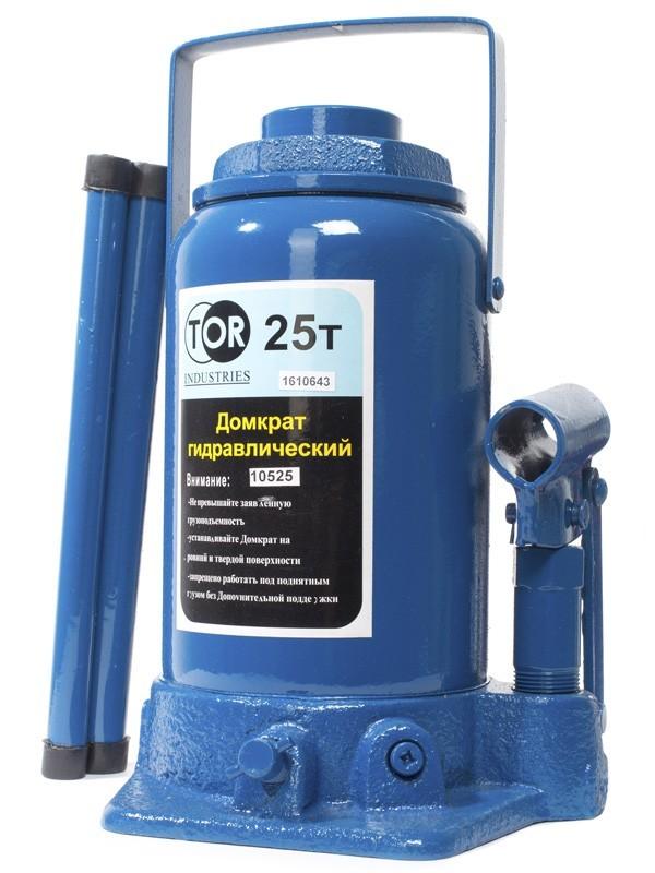 Домкрат гидравлический TOR ДГ-25 г/п 25,0 т