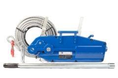 Лебедка рычажная тросовая TOR МТМ 5400, 5,4 т, L=20 м