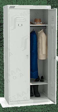 Шкафы для одежды сборные усиленные